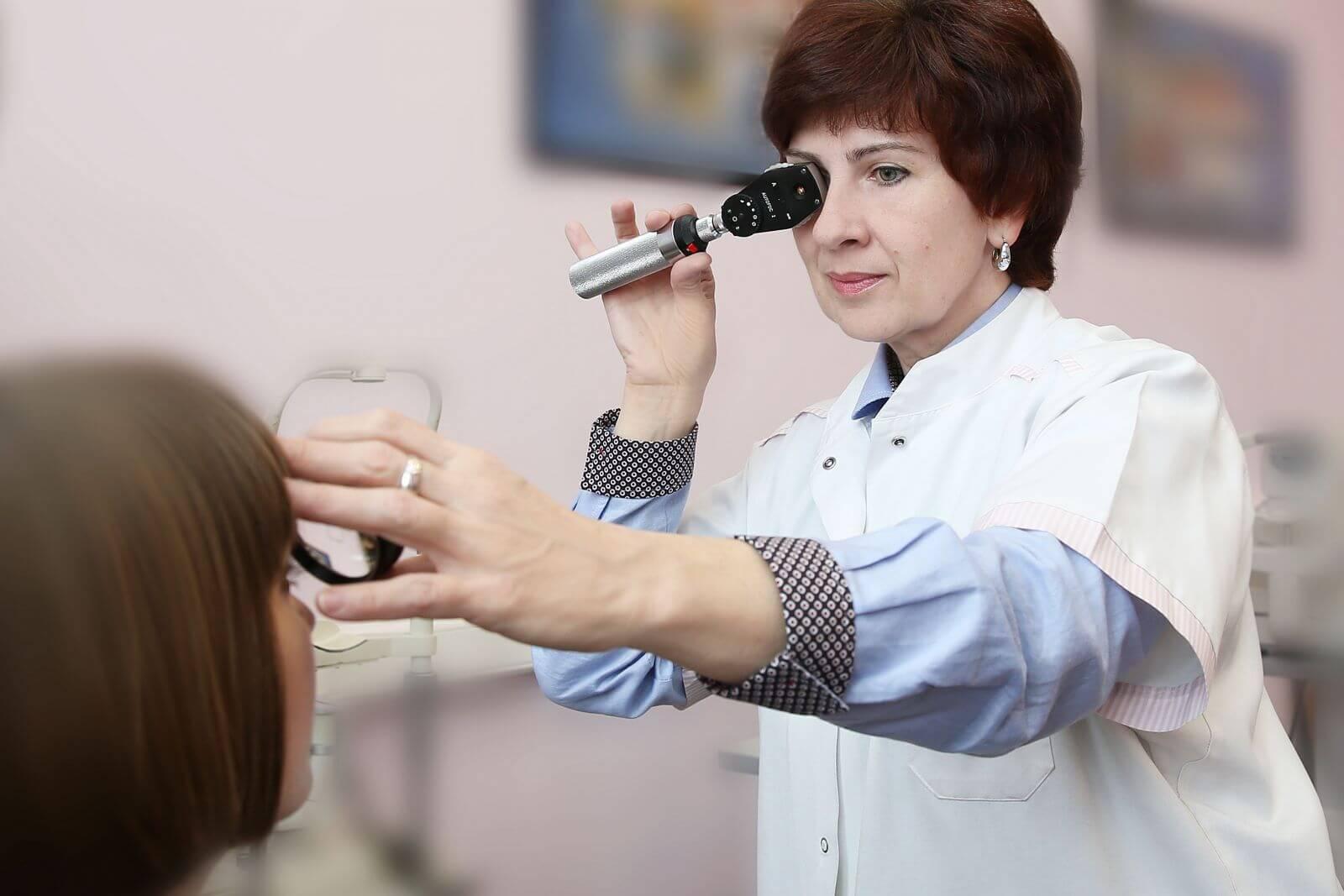 ideiglenes látásvesztés okai Glushkova vigyázzon a szemére