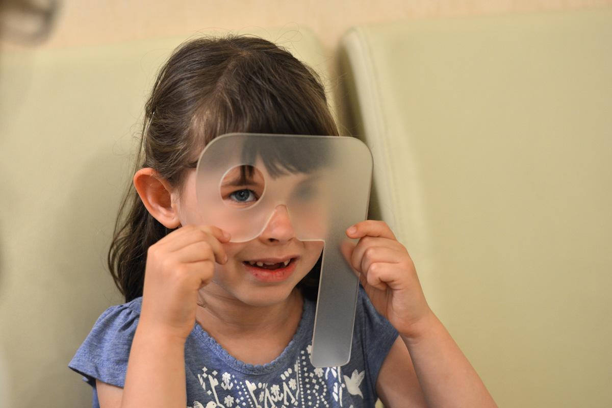 hogyan lehet látást tesztelni egy számítógépen keresztül