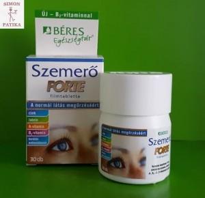 melyik vitamin felelős a látásért gyengénlátó betegség