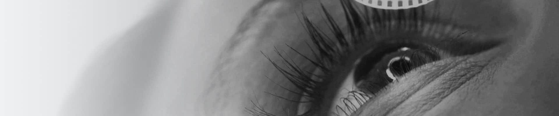 a látásélesség romlik