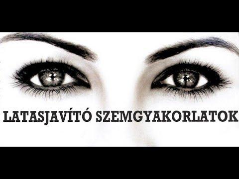 látás hyperopia gyakorlási szemek