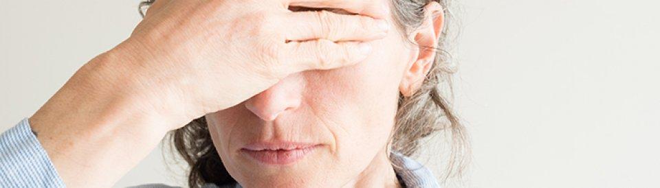 szédülés látási problémák