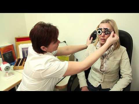 helyreállítja a látást égési sérülések után