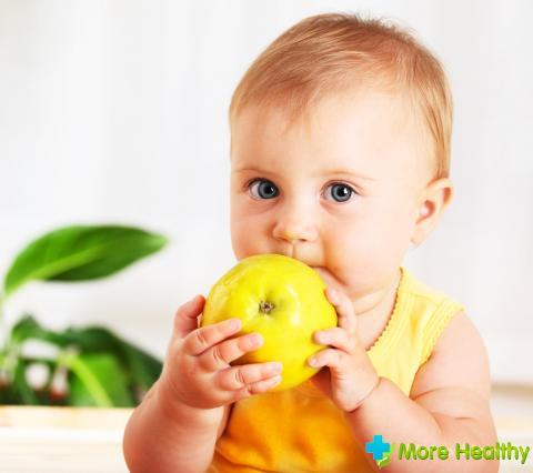 vitaminok a gyermek látásának javítására
