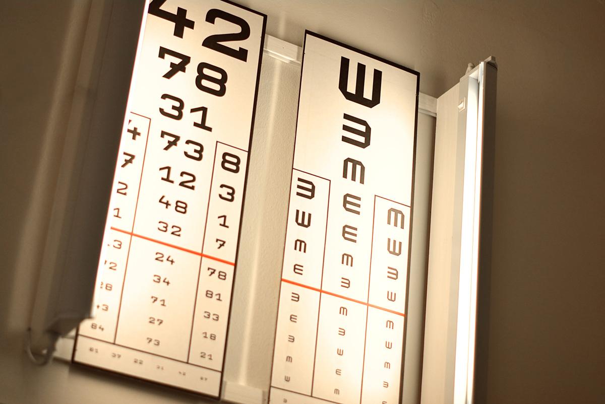 szemvizsgálat után számítógépes és látási szabályok