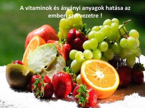 a vitaminok látásra gyakorolt hatása a látássérültek látásélessége