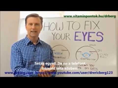 Hyperopia megelőző kezelés, Szürkületi látási rendellenességek