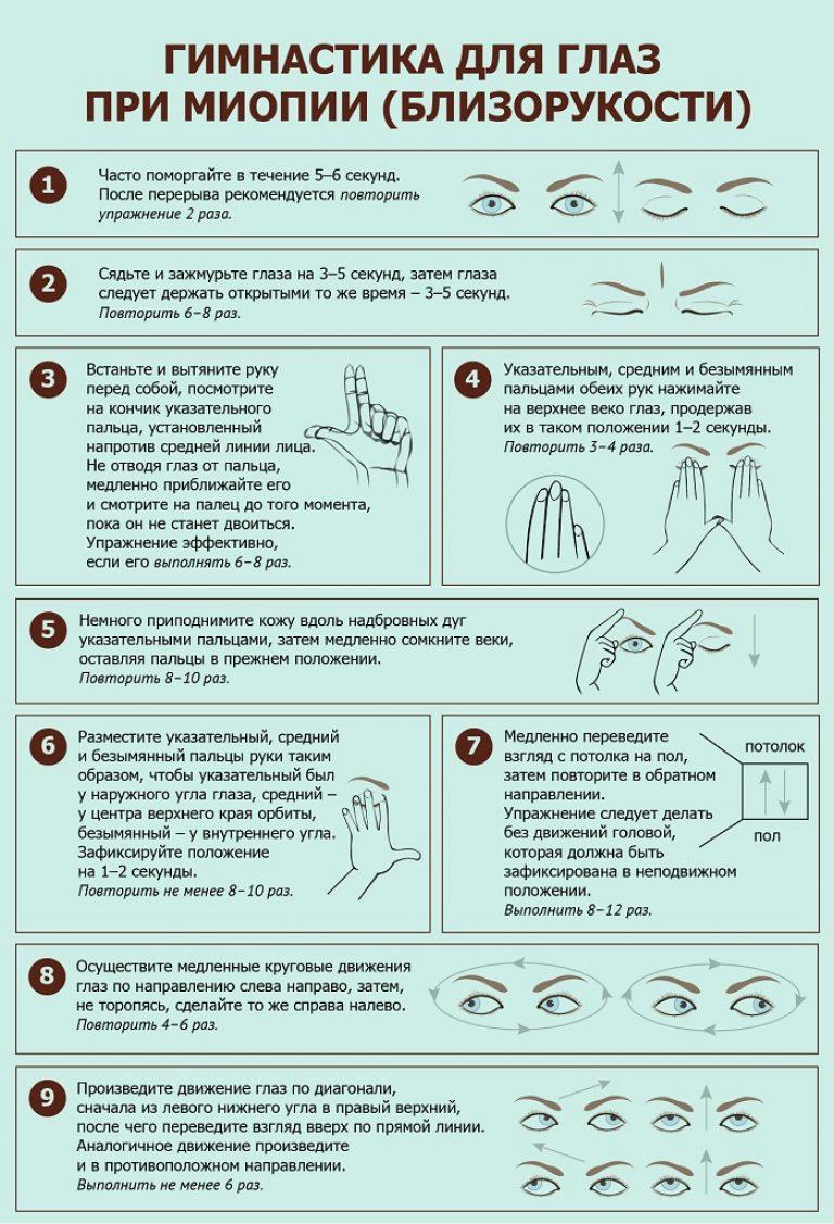 pálmázva, hogyan lehet helyreállítani a látást