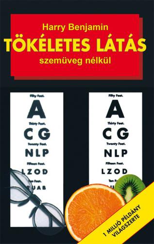 A látás helyreállítása Zhdanov módszerével - A Bates-módszerrel helyreállítottam a látásomat
