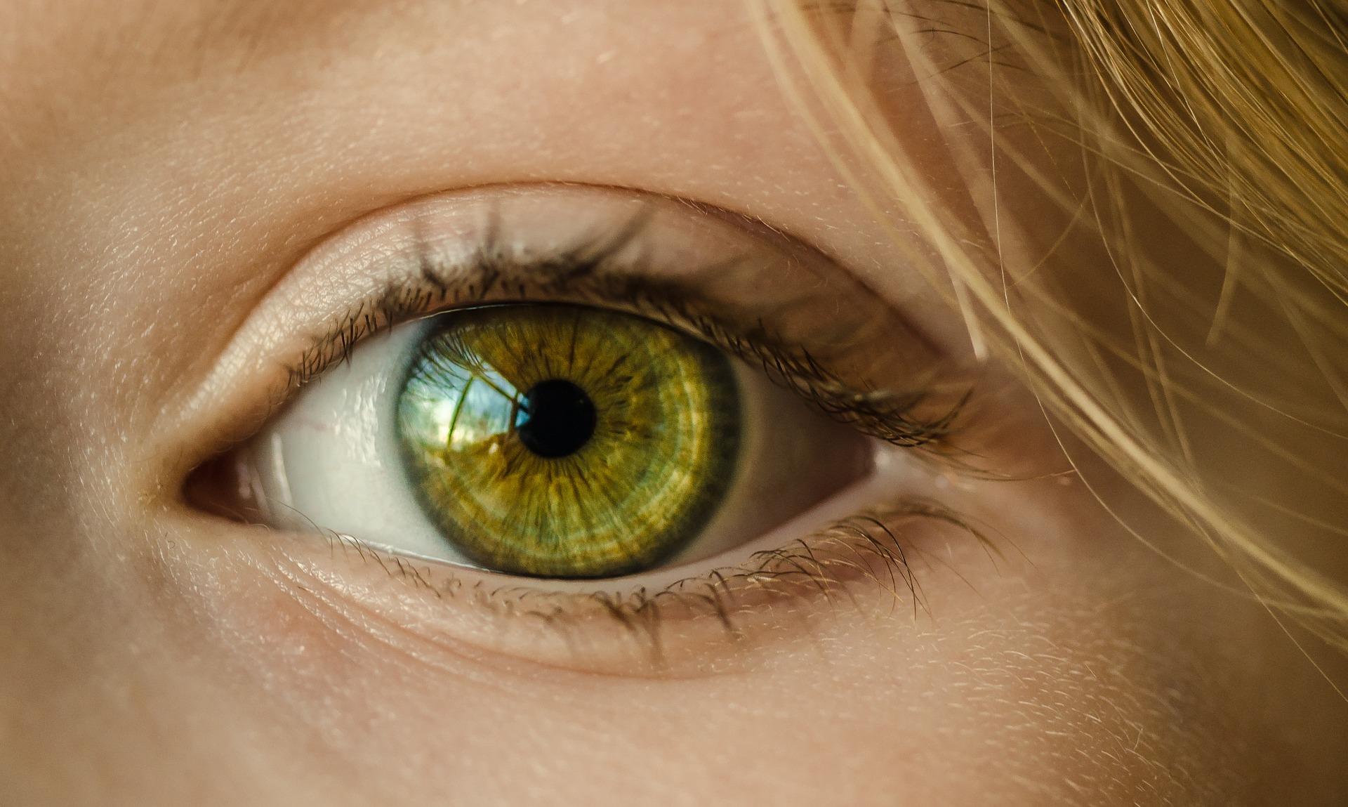 a látás az egyik leginkább homályos látás közelében