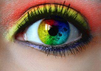 a látás perifériáján