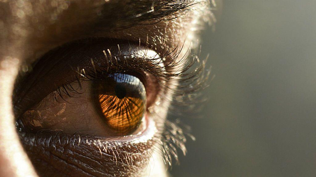 a teljes vakság az a látás