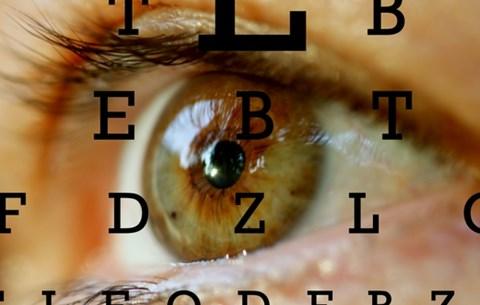 betűméretek a látásvizsgálathoz széles pupilla látásvizsgálata