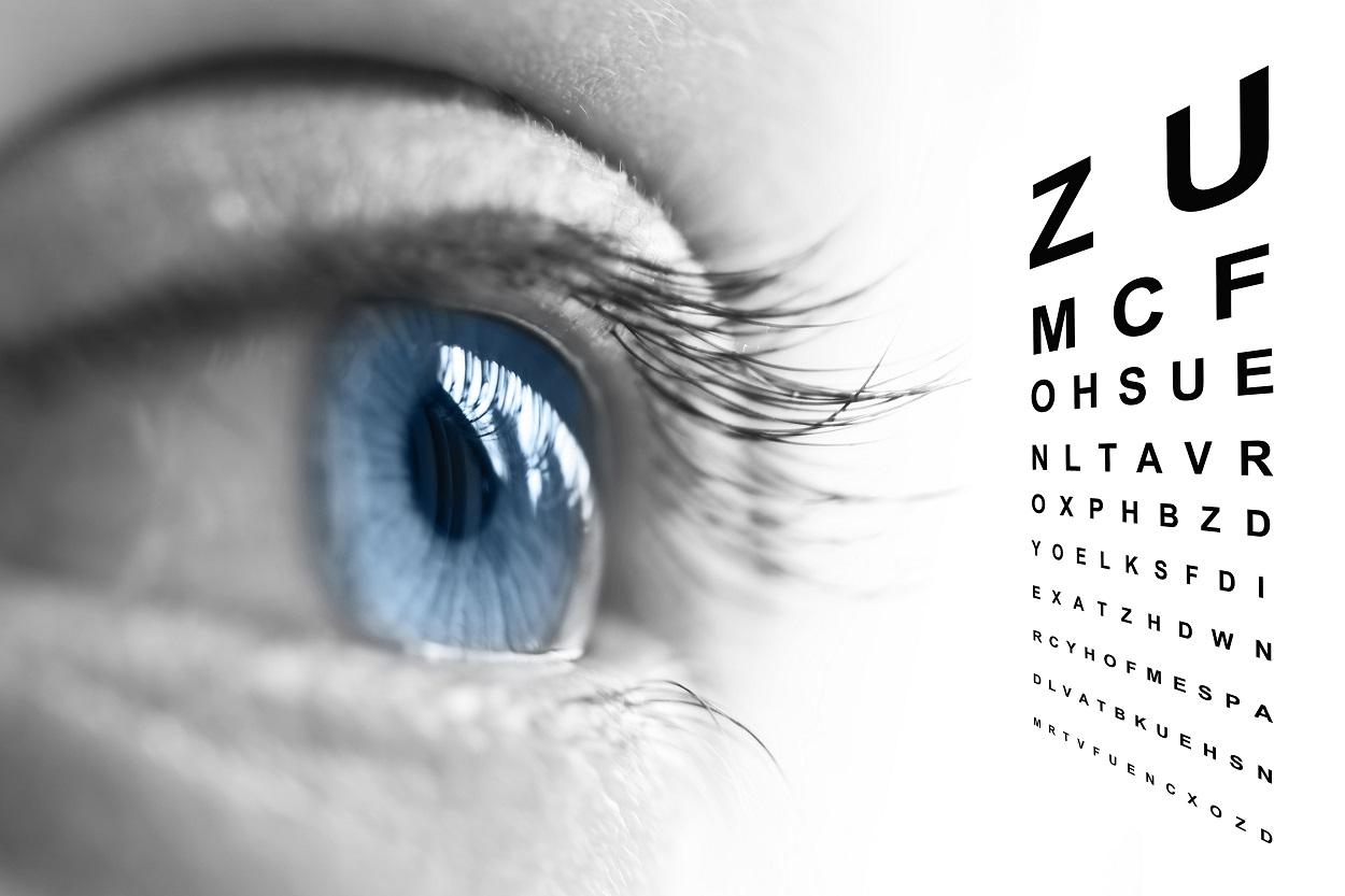mit jelent a látásban