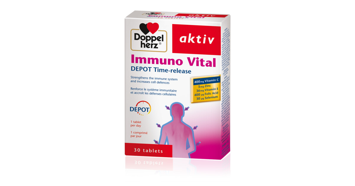 doppelhertz vitaminok a látáshoz