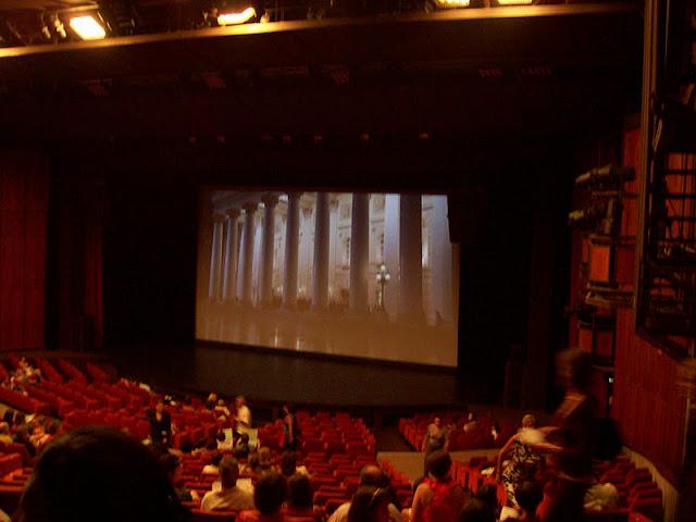 látomás bolsoj színház