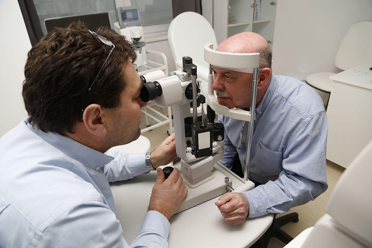 hogyan lehet javítani a makula látását látás 15 százalék