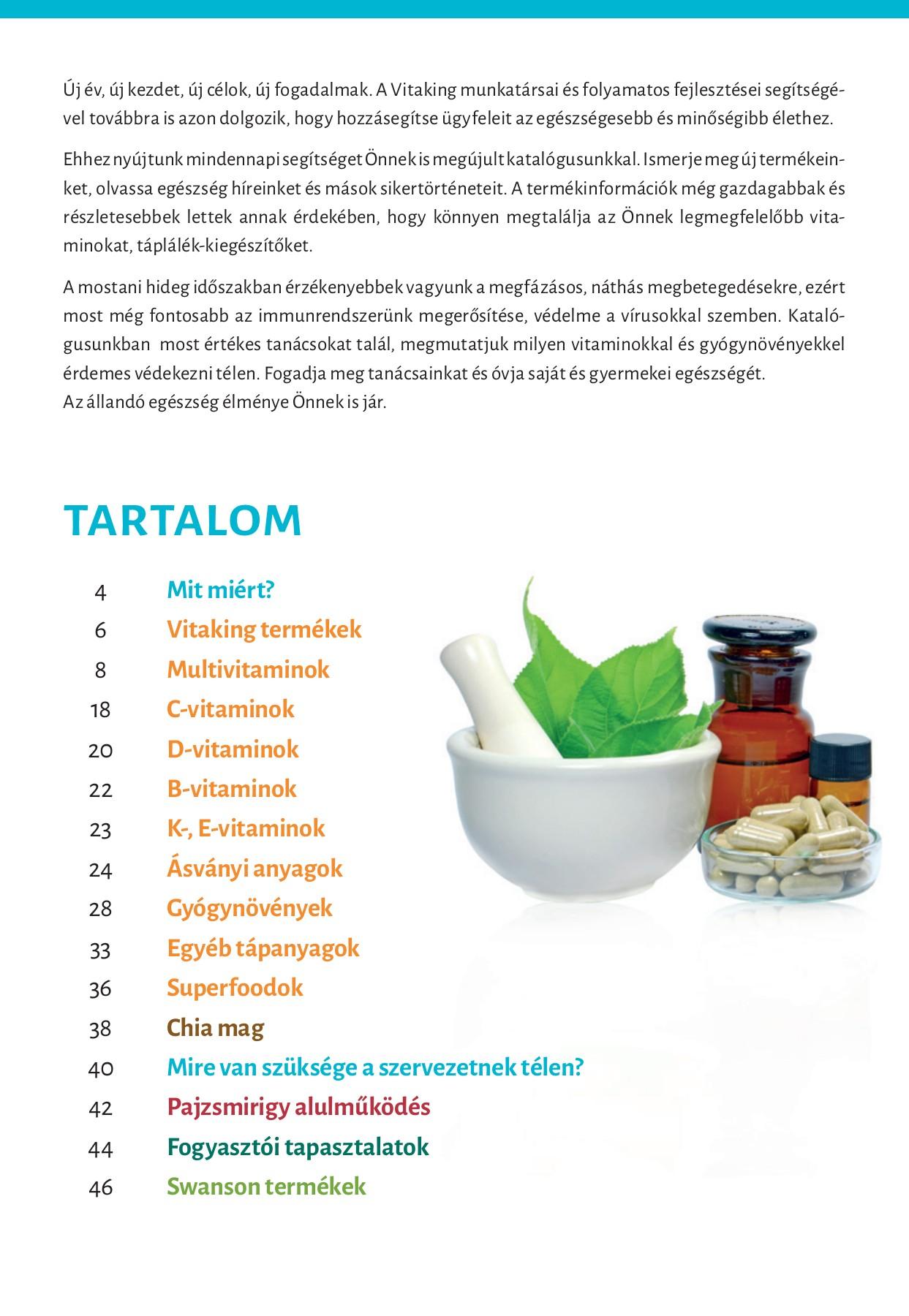 vitaminok kapszulákban a látáshoz