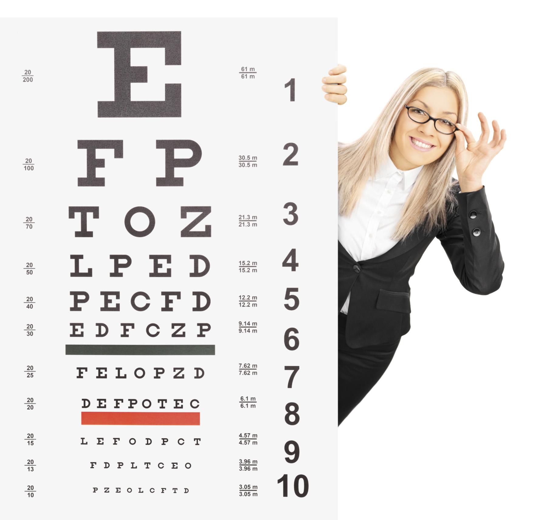 a látás 40 éve esett