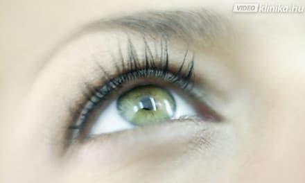 videó a szem látásához a látás diagnózisának neve